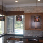 Custom window cover from WIlliams Window Treatments.